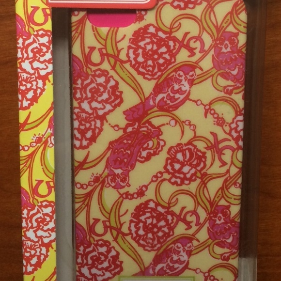 cc83602feedf26 Lilly Pulitzer Accessories | Sorority Print Iphone 5 Case | Poshmark